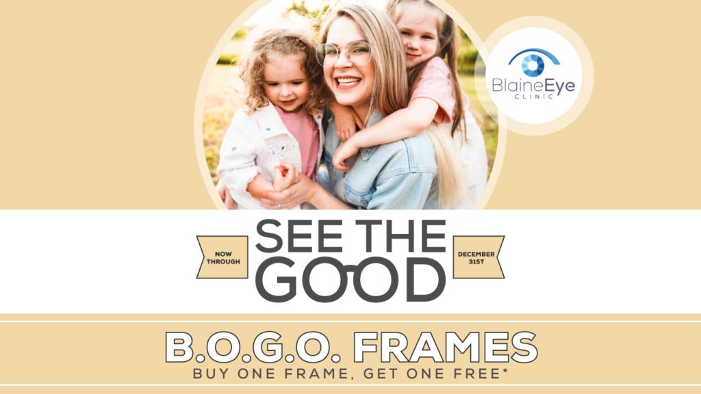See The Good - B.O.G.O Frames