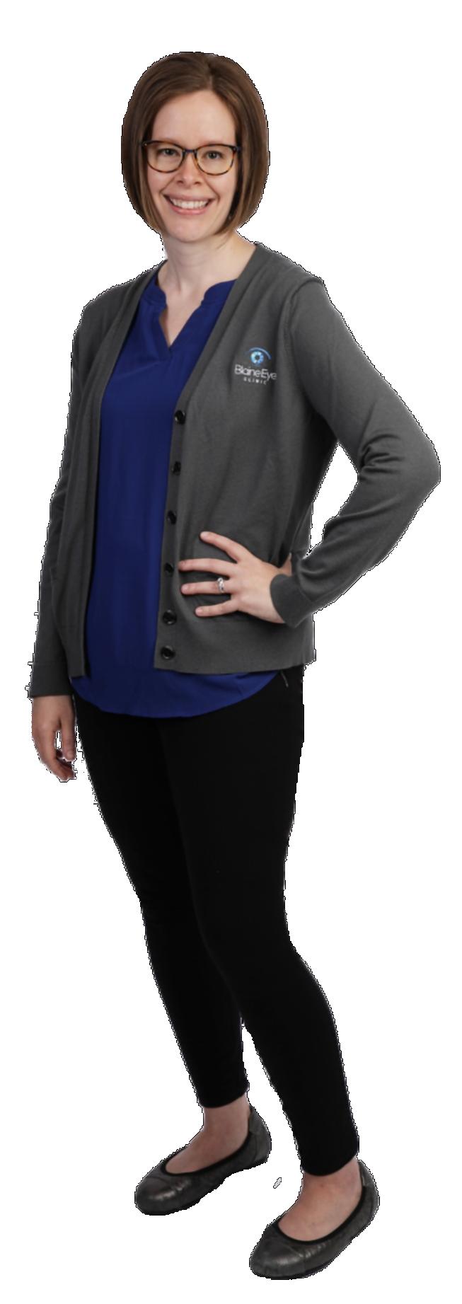 Blaine Eye Doctor Megan Sis, O.D.