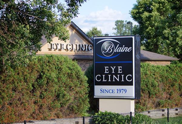 Blaine Eye Clinic - Blaine MN Location