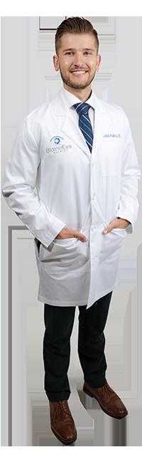 Blaine Eye Doctor Landon Kudrna, OD